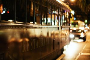 Image result for melbourne tram dinner