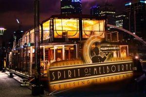 Image result for melbourne historic tram dinner